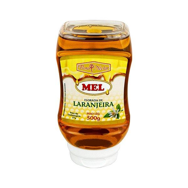 Mel 500g - Florada De Laranjeira - Flora Néctar