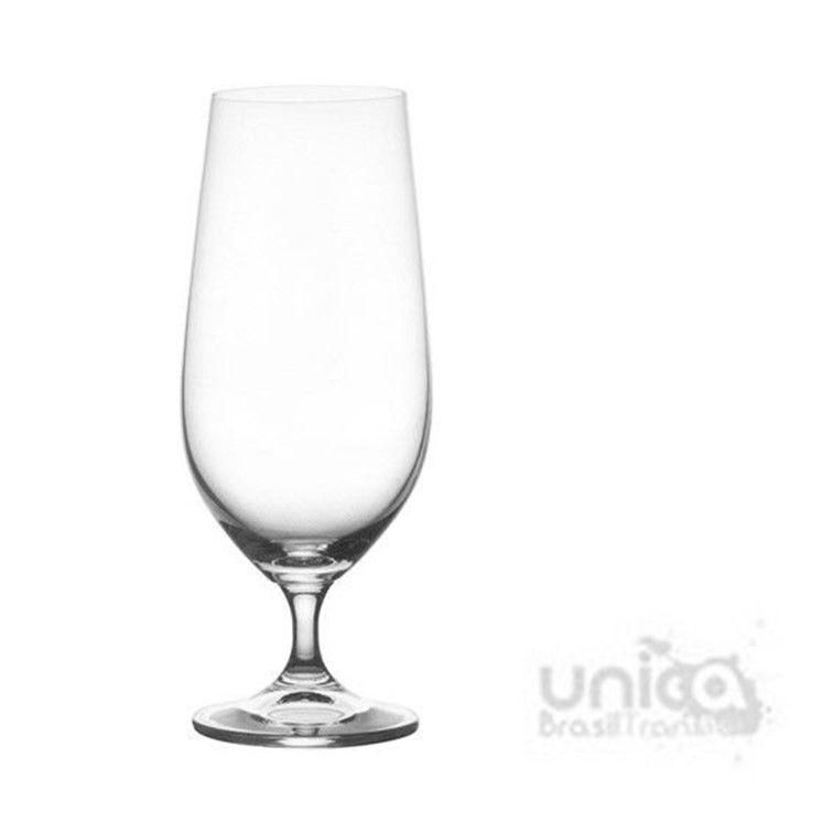Taça Tulipa em Vidro Cristal 325ml