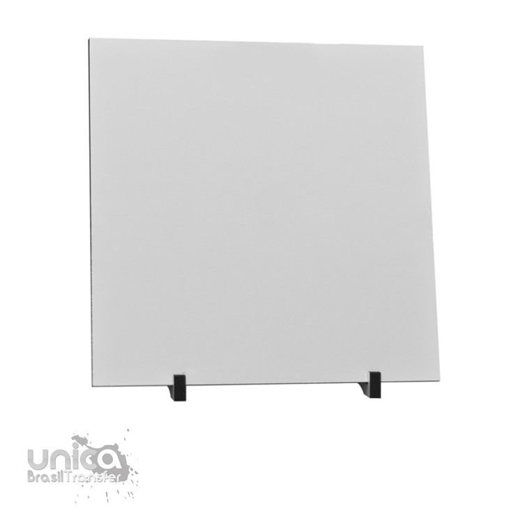 Placa MDF 20x20 Quadrada