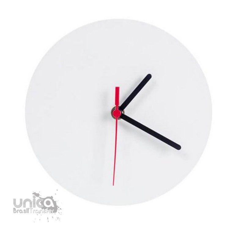 Relógio Redondo MDF