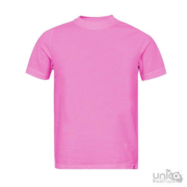 Camiseta Infantil Rosa Chiclete - Trix
