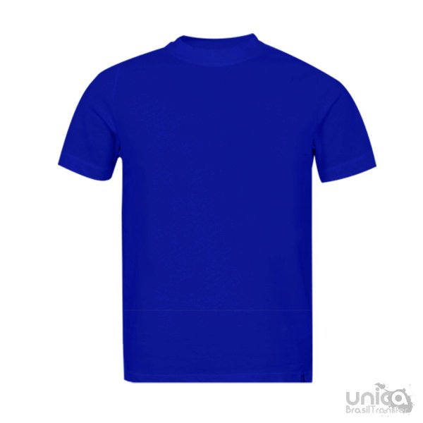 Camiseta Infantil Azul Royal - Trix