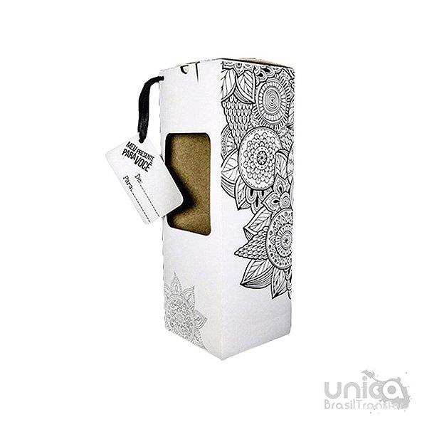 Caixinha Para Squeeze Branca- 10 Unidades
