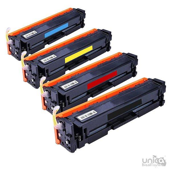 Toner Compatível Com Impressora HP CF510A CF511A CF512A CF513A