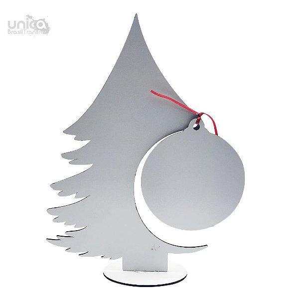 Arvore de Natal A4 - MDF
