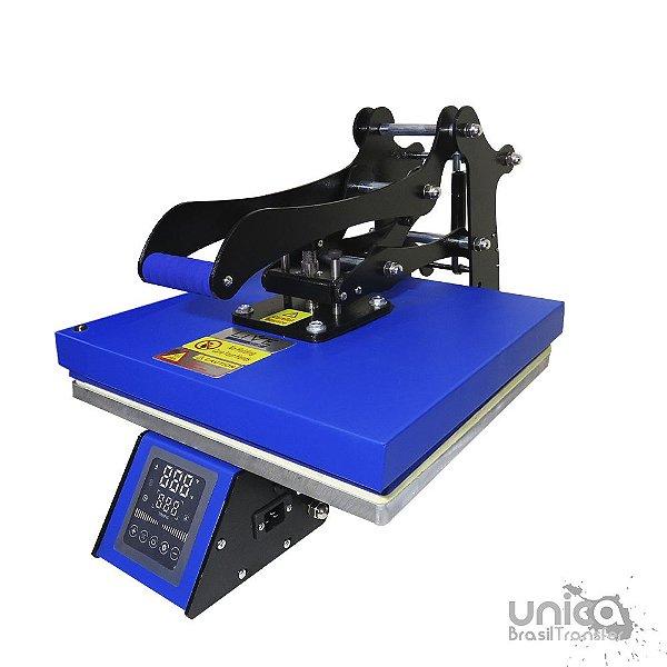 Prensa plana 38x38 Livesub com painel frontal touch screen