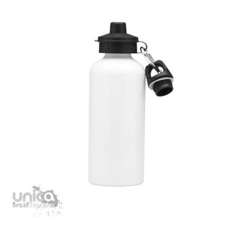Squeeze Tampa Dupla 600ml Branco