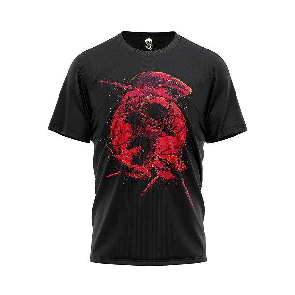 Camiseta Shark Astronalta