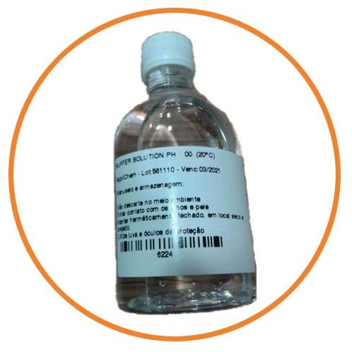 SOLUCAO DE PH 10 - 100 ML