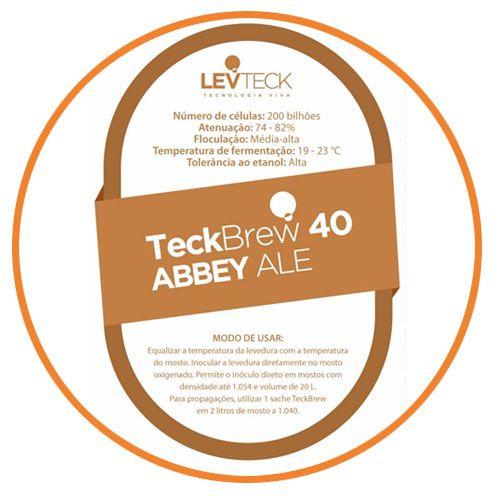 FERMENTO TECKBREW - ABBEY ALE - TB40