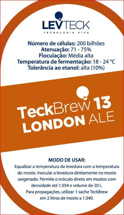 FERMENTO LEVTECK  - LONDON ALE - TB13