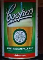 EXTRATO BEER KIT COOPERS AUSTRALIAN PALE ALE