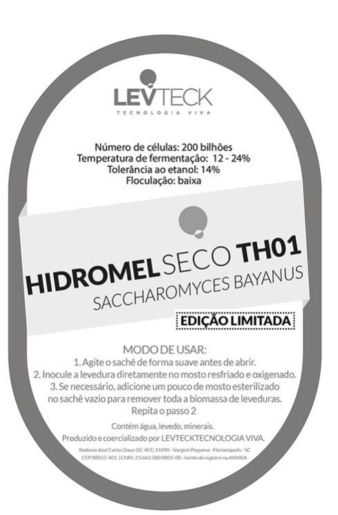 HIDROMEL SECO TH01 SACCHAROMYCES BAYANUS
