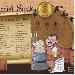 Kit Receita Monk Trappist Single Bottobier 20L