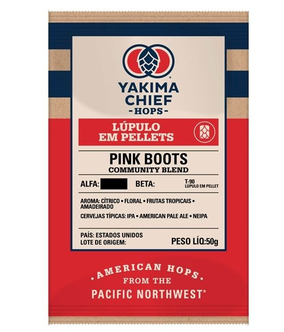 LUPULO PINK BOOTS
