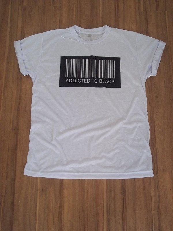 "T- Shirt ""Addicted To Black"""