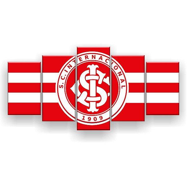 Quadro Decorativo Internacional Futebol Clube 129x61 5pc