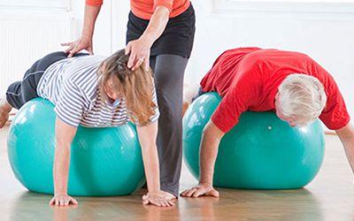 Pilates para Terceira Idade