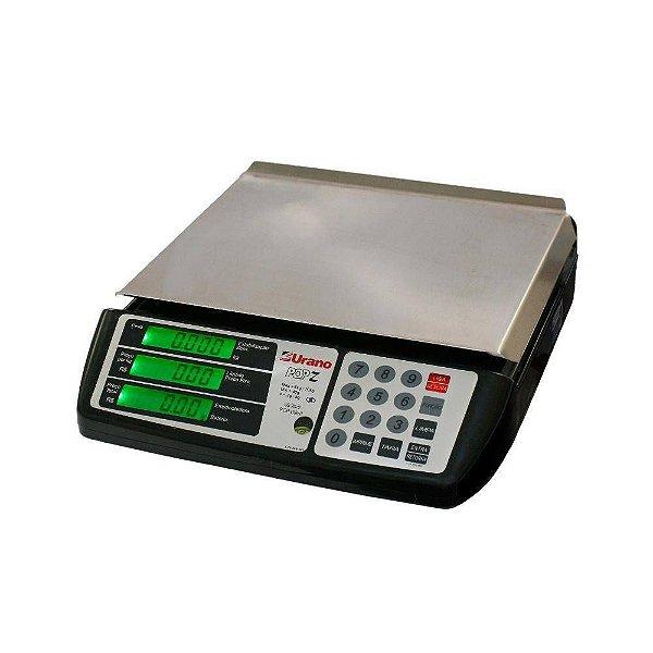 Balança  Urano Us 20kg/2g E 5g Pop Z Com Backlight E Bateria