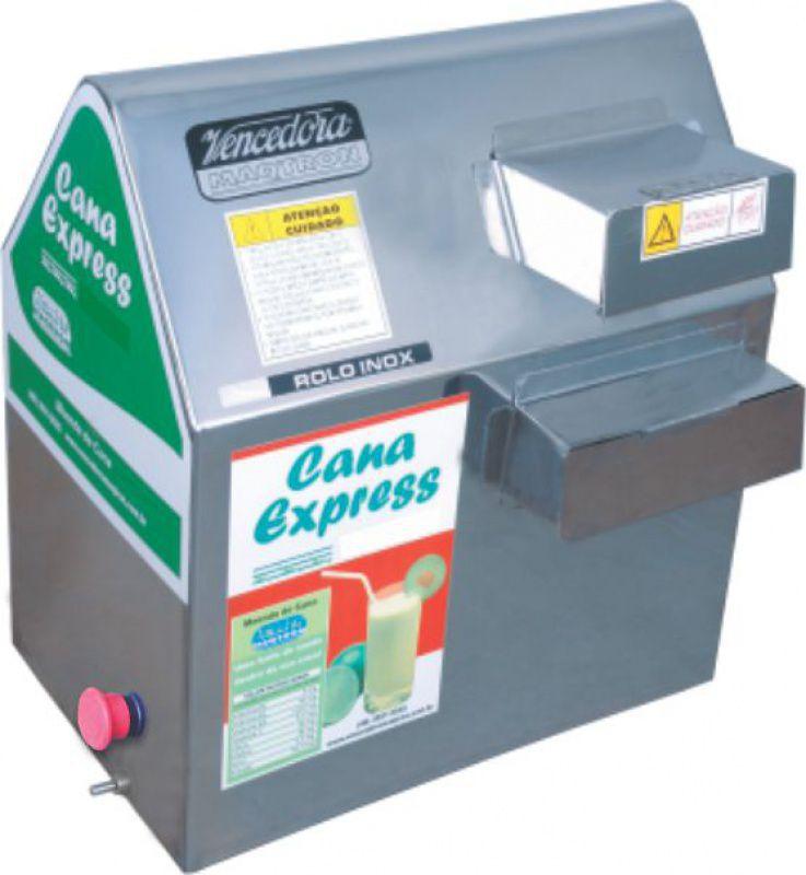 Moenda cana shop express eletrica hobby 20 litros por hora ROLO DE FERRO