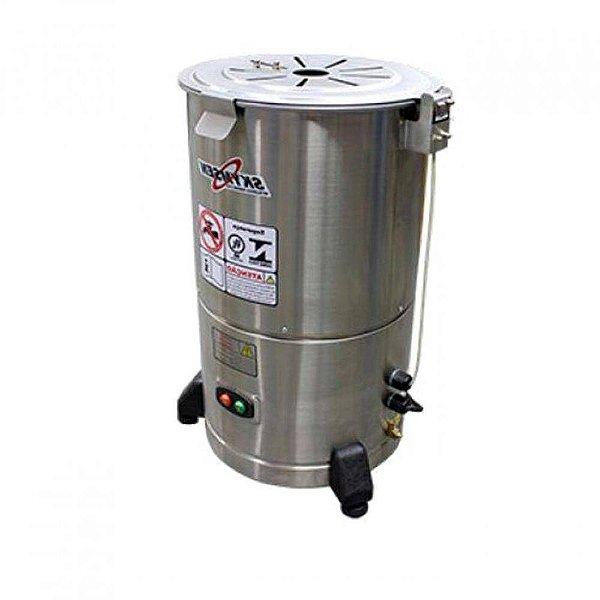 Descascador inox 6 kg skymsen db 06 220 v m 05 cv