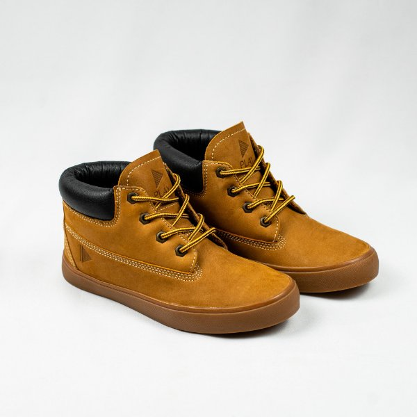 POWER MID YELLOW/LATEX LX COURO