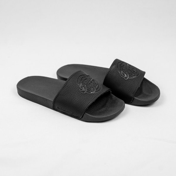 Chinelo Rule Black