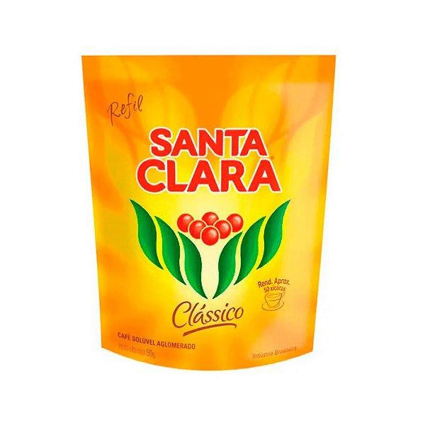 CAFE SOLUVEL STA CLARA SCH 50G