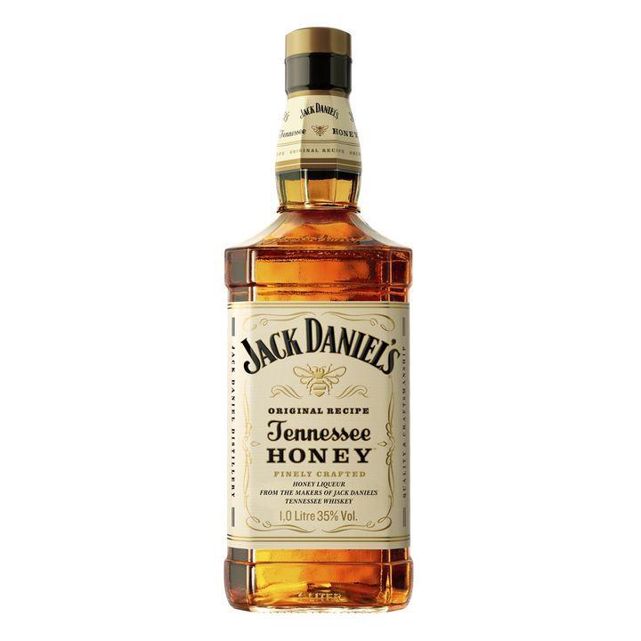 Jack Daniel's Tennessee Honey 1 L