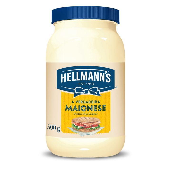 Maionese Hellmann's Tradicional 500 g