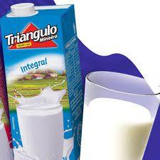 Leite integral UHT Triângulo Mineiro