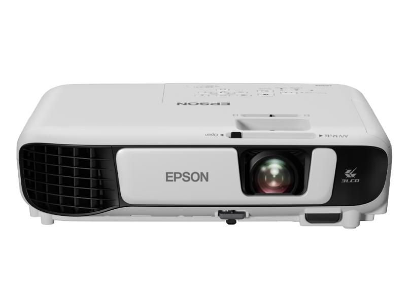 Projetor Epson Power Lite S41+