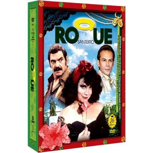 DVD ROQUE SANTEIRO - 16 Discos - Som livre