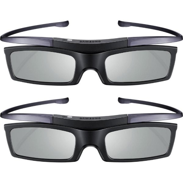 Par De Óculos 3d Samsung Para Tv Modelo Ssg-4100gb Usados