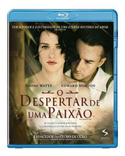 O DESPERTAR DE UMA PAIXÃO - Blu ray