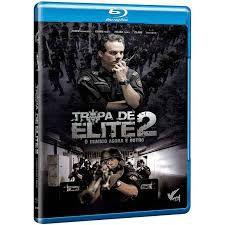 Blu-ray Tropa De Elite 2 O Inimigo Agora É Outro