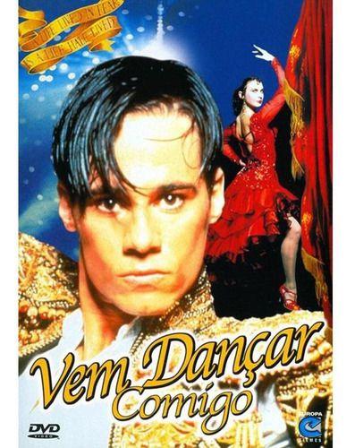 Dvd Vem Dançar Comigo - Original blu ray