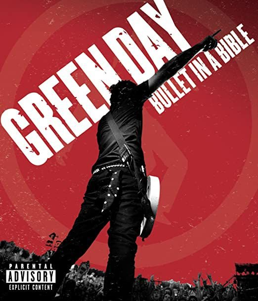 Green Day Dvd Bullet In A Bible