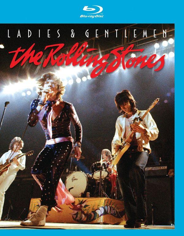 ROLLING STONES - LADIES & GENTLEMEN - Blu Ray