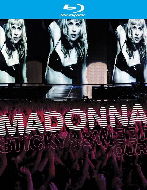 Sticky & Sweet Tour (Blu-ray) Madonna 