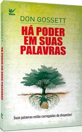 HA PODER EM SUAS PALAVRAS - LIVRO DE BOLSO
