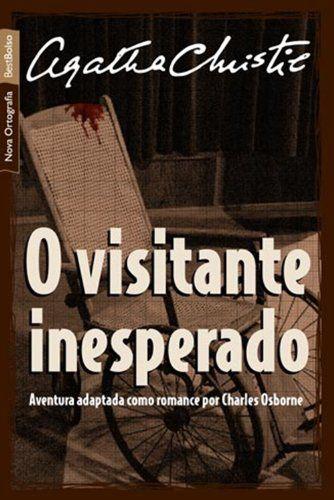 O Visitante Inesperado (Português) Capa comum