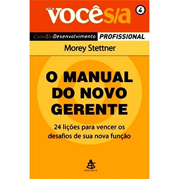 Manual do Novo Gerente