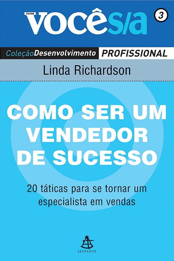 Como Ser Um Vendedor de Sucesso - Coleção Você S/A (Português) Capa comum
