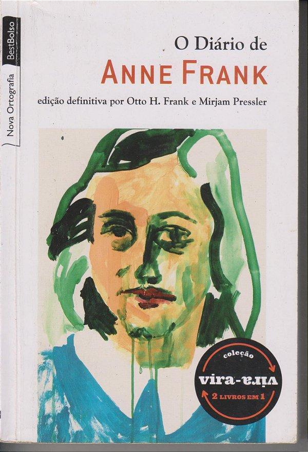 Diario De Anne Frank E Contos Do Esconderijo, O