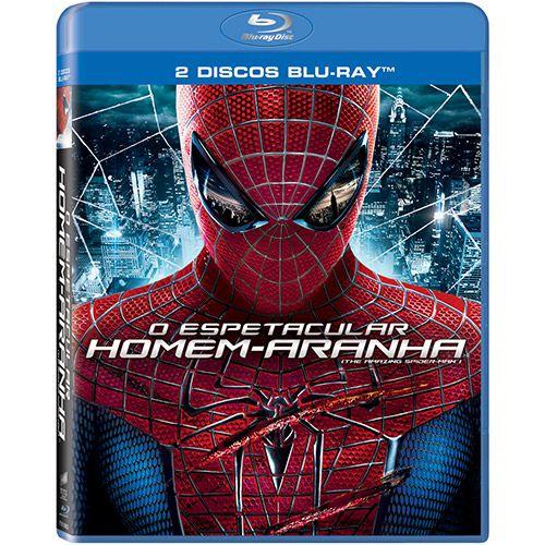 Blu-Ray O Espetacular Homem Aranha