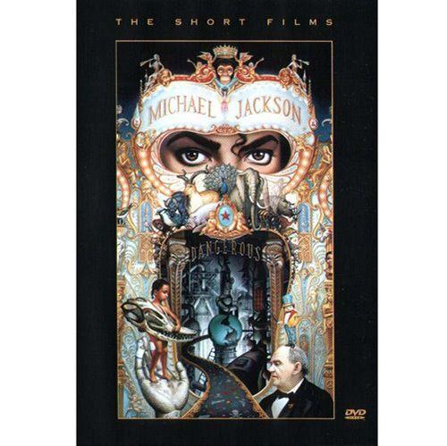 DVD Michael Jackson - Dangerous The Short Films Importado
