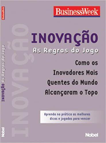Inovação. As Regras do Jogo (Português) Capa comum