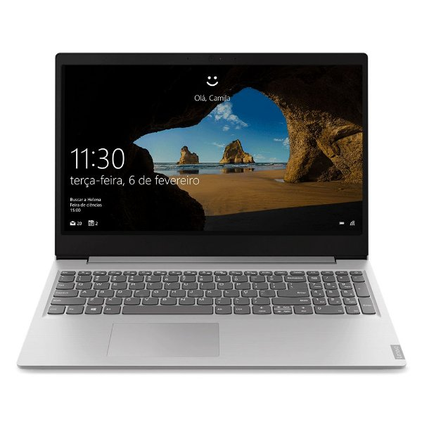 "Notebook Lenovo Ultrafino ideapad S145 i5-1035G1, RAM 20GB (4GB+16GB Optane), HD 1TB, Windows 10, Tela 15.6"", Dolby Audio, 82DJ0005BR - Bivolt"