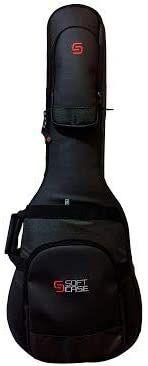 Capa Bag Guitarra Nylon Super Luxo Avs Ch 200
